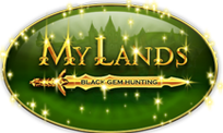 My Lands: black gem hunting